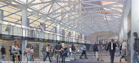 union station revitalization runs  costs