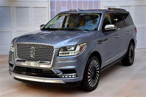 Lincoln Navigator 2018  4 поколение американского