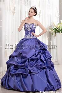 Regency Color Princess Ball Gown for Quinceanera:1st-dress.com