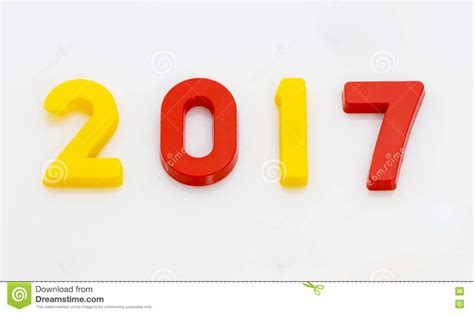 New Year 2017 Is Coming Concept Happy New Year 2017