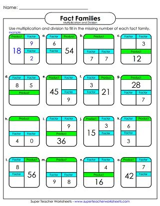 Free Math Worksheets Fill In The Missing Numbers