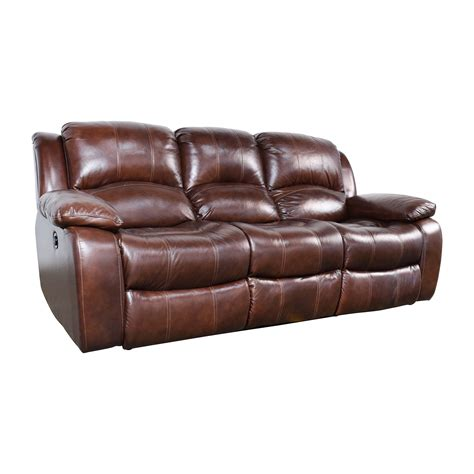 skye microfiber power reclining sofa raymour and flanigan leather reclining sofa