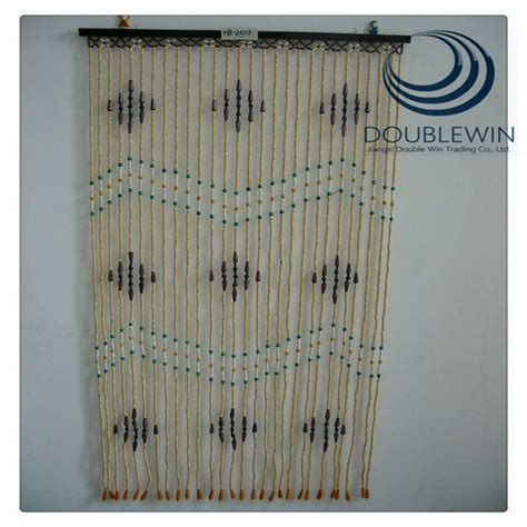 custom bamboo beaded door curtain bamboo curtain for door