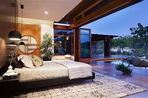 Asian, Style, Bedrooms