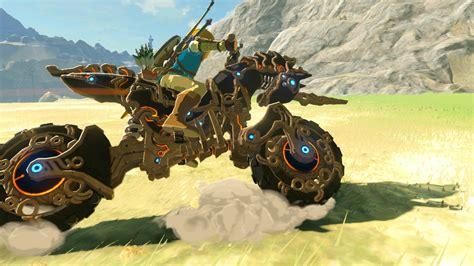Dlc Zelda Breath Of The Wild The Legend Of Zelda Breath Of The Wild Chion S Ballad