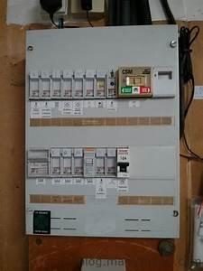 Changer Tableau Electrique : remplacement du tableau lectrique ~ Melissatoandfro.com Idées de Décoration