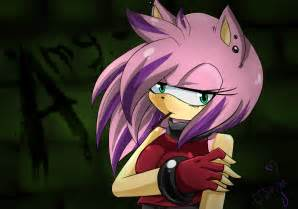 Dark Amy Rose