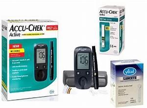 Accu-check Active Meter Glucometer Price In India