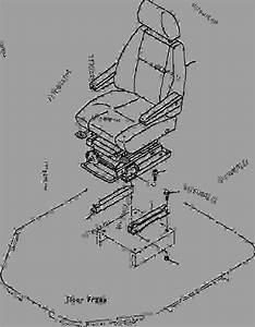 Operator Seat - Mounting  Kab