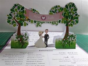 garden pop up wedding invitation pop up occasions With pop up wedding invitations philippines