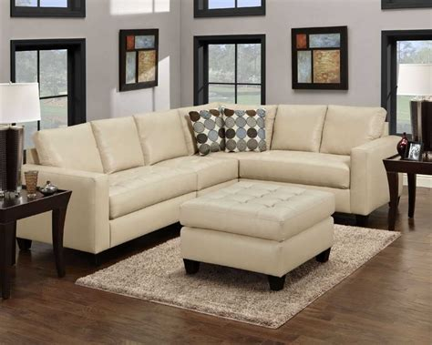 modern sectional sofa with chaise for small space