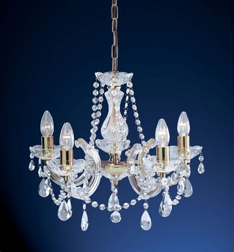 classic therese 5 light chandelier