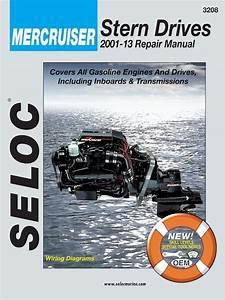 Mercruiser Stern Drive Repair Manual 2001