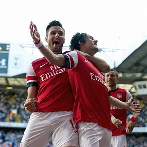 St Totteringham's Day 2014: Arsenal Top Tottenham Again in ...
