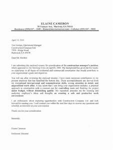 cover letter format for resume doc
