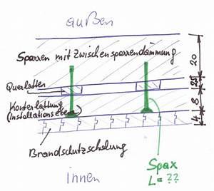 Welche Fliesengröße Für Welche Raumgröße : welche spax schraube f r dachausbau bauforum auf ~ Markanthonyermac.com Haus und Dekorationen