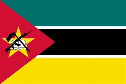 Mozambique Flag Wikipedia Svg Wiki