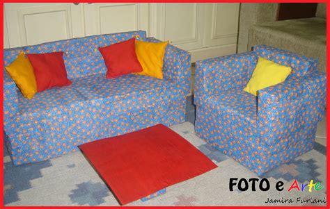 Foto E Arte Aprenda A Fazer Sofás Com Caixas De Leite