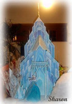 elsas ice castle  disneys frozen