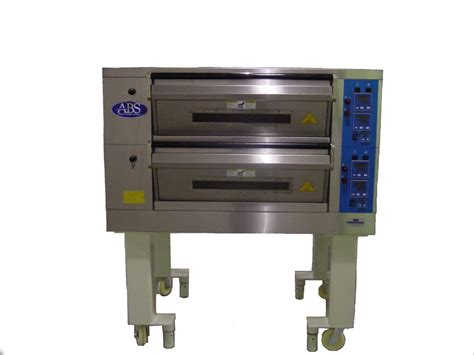 deck oven pan electric modular abs bakery ovens wide double pans baking 282s means bakeryequipment hold nature its