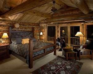 22, Extraordinary, Beautiful, Rustic, Bedroom, Interior, Designs, Filled, With, Coziness, Homesthetics