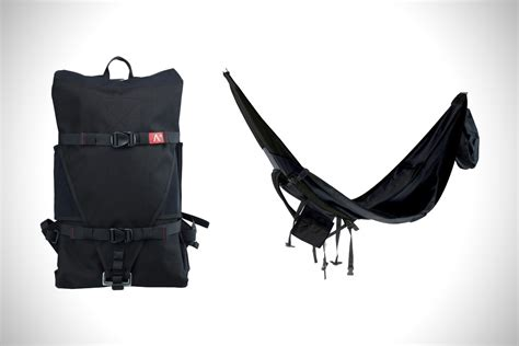 Pack Hammock by Nomad Hammock Backpack Hiconsumption