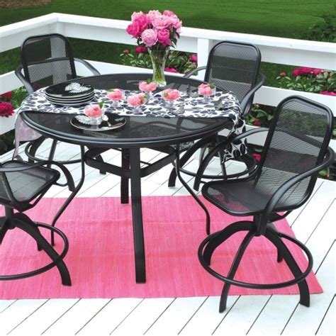 florida mesh balcony height by homecrest patio furniture