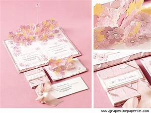 wedding blog pop up wedding invitations With pop up wedding invitations philippines