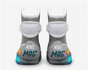 Les vraies Nike Air Mag de Retour vers le Futur 2 ne vous ...