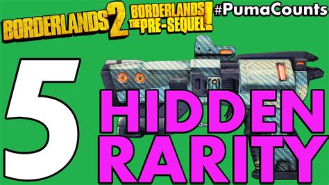 borderlands 2 color rarity top 5 weapon and gear rarity in borderlands 2 and