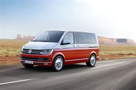 vw t 6 multivan this is vw s all new t6 transporter carscoops
