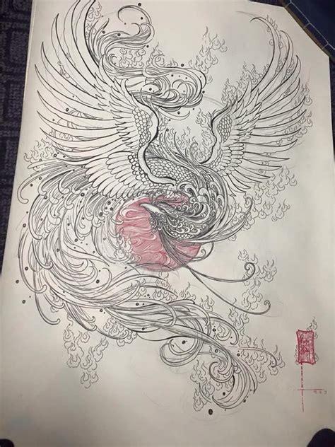 resultat de recherche dimages pour tatouage phoenix