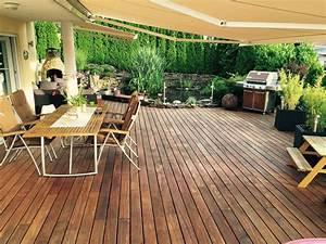 Bestes Holz Für Terrasse : was ist das beste terrassenholz ~ Frokenaadalensverden.com Haus und Dekorationen