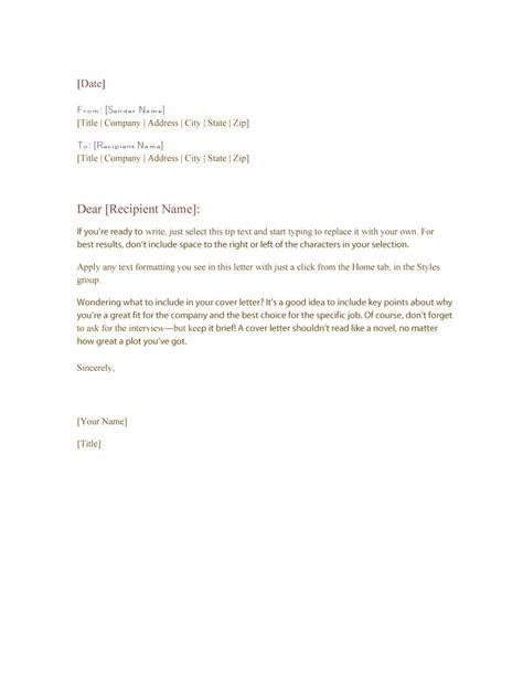 jumpmanforever   format  business letter uk