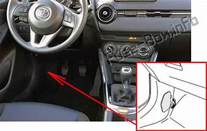Fuse Box Diagram  U0026gt  Toyota Yaris Ia    Scion Ia  2015