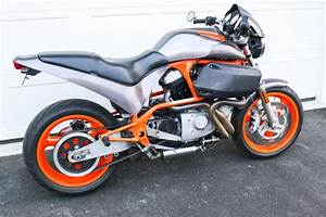 Tube-framed Twin  2002 Buell M2 Cyclone For Sale
