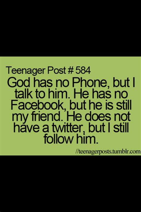God Quotes Post Facebook
