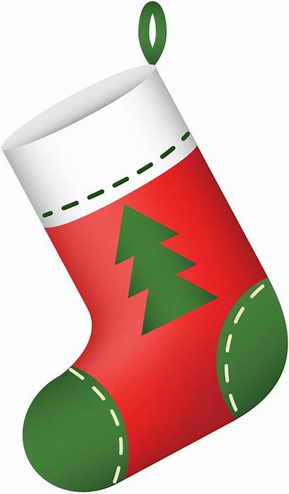 Stocking Christmas Socks Clipart Clip Sock Stockings