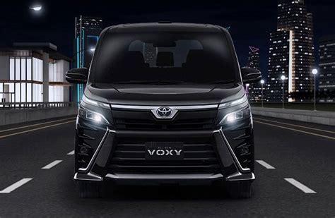 Gambar Mobil Gambar Mobiltoyota Voxy by Harga Toyota Voxy 2018 Review Spesifikasi Gambar