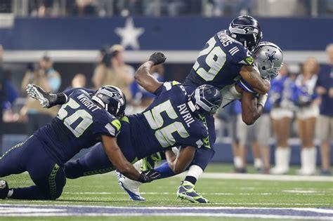 seahawks  cowboys  battles