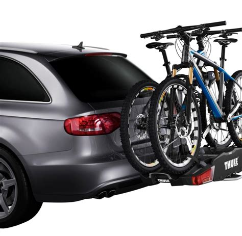 fahrradträger e bike test gef 228 hrliche hecklast e bike tr 228 ger im test welt
