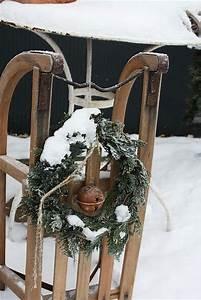 Deko Schlitten Weihnachten : ber ideen zu schlitten auf pinterest tischs ge fr stisch und fr svorrichtung ~ Sanjose-hotels-ca.com Haus und Dekorationen