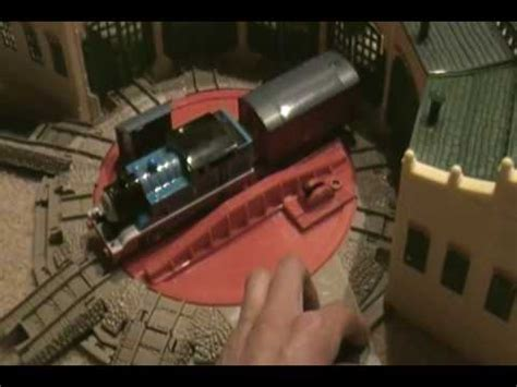 trackmaster thomas at tidmouth sheds set youtube
