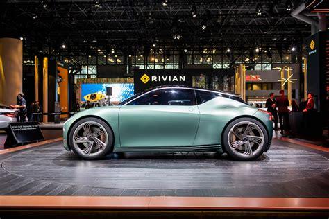 Genesis Unveils Mint Ev Concept At 2019 New York Auto Show