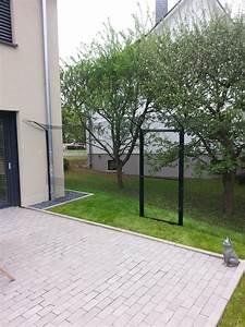katzenzaun im garten vom katzennetz profi katzennetze With katzennetz balkon mit garden gourmet online bestellen