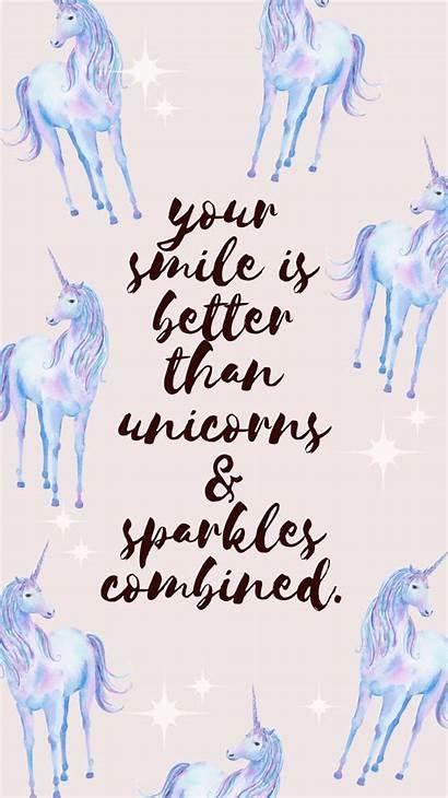 Unicorn Wallpapers Unicorns Desktop Mobile Smile Iphone