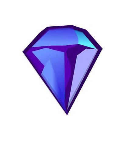 Diamond Purple Jewel Luxury Clip Sparkle Gem