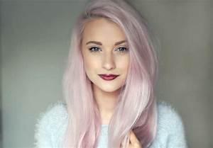 Couleur Cheveux Pastel : pastel hair eleonore bridge ~ Melissatoandfro.com Idées de Décoration