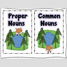 Common And Proper Noun Sort Images Frompo