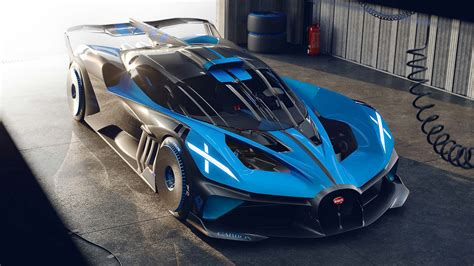 A monster dedicated exclusively to the track, ready to devour fast laps after fast laps. The new Bugatti Bolide packs 1,850 hp with a top speed of over 500km/h! - AutoBuzz.my